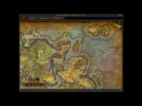 Where is Shield's Rest WoW Explore Stormheim Legion