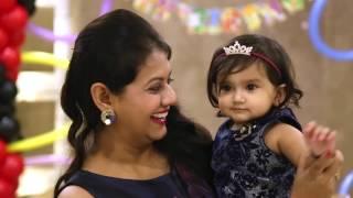 Khwaish 1st Birthday Cinematic Video