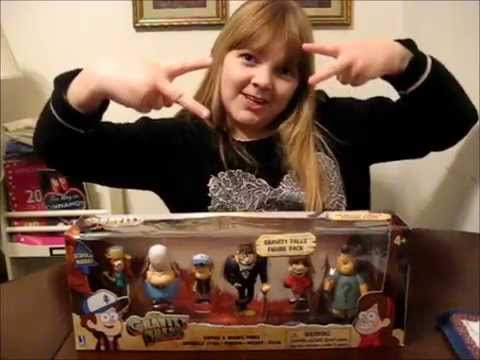 Gravity Falls Figures Toys r us Jazwares Gravity Falls Toys