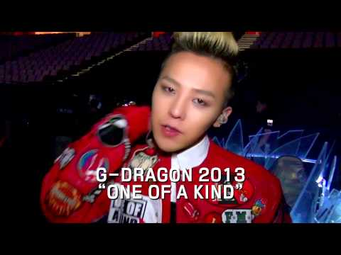 G-dragon 「one Of A Kind 3d ~g-dragon 2013 1st World Tour~」trailer video
