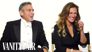 George Clooney and Julia Roberts First Met in a Hotel | Vanity Fair