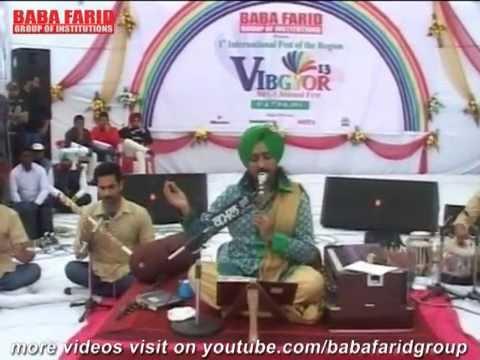 BFGI - VIBGYOR-13- International Fest - Dr. Satinder Sartaj -...