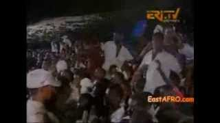 Helen Meles ft. Said, Robel, Henok, Aklilu at Sawa Closing Song Eritrean Concert 2013