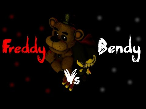 [SFM FNAF] Contest of Champion Freddy vs BENDY