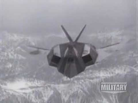 F-117 Nighthawk Stealth Strike Aircraft