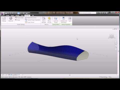 Autodesk Revit Architecture 2010 Demo
