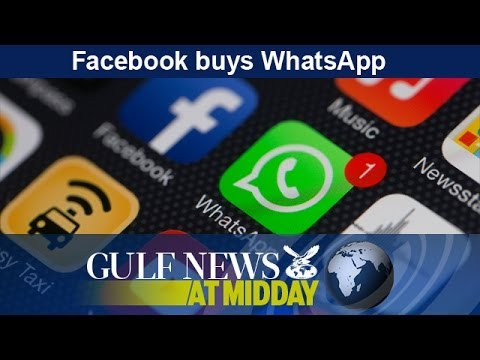 Facebook to buy WhatsApp for $19 billion - GN Midday