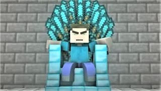 "Minecraft Song and Minecraft Animation ""Diamond King"" Minecraft Song by Minecraft Jams"