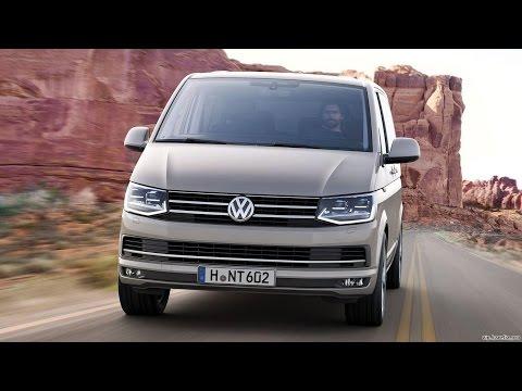 Review Volkswagen T6 Multivan Comfortline Generation SIX 2 0 TDI