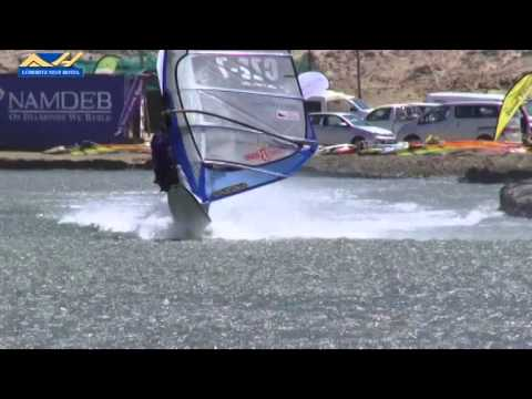 Luderitz Speed Challenge 2014   NBC TV
