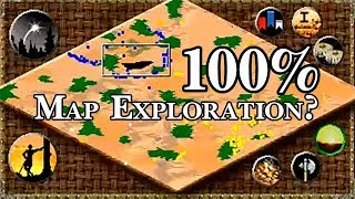 100% Map Exploration!?