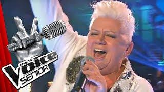 Tina Turner - Proud Mary (Barbara Parzeczewski) | The Voice Senior | Sing-Offs | SAT.1