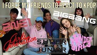Download Lagu I FORCE MY FRIENDS TO REACT TO KPOP EP.6: KPOP LEGENDS(WONDERGIRLS,SUPERJUNIOR,2NE1,BIGBANG,SNSD) Gratis STAFABAND