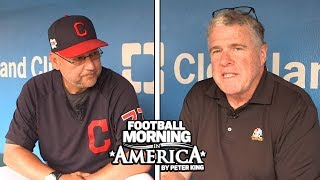 Terry Francona's lessons from Bill Belichick | NBC Sports