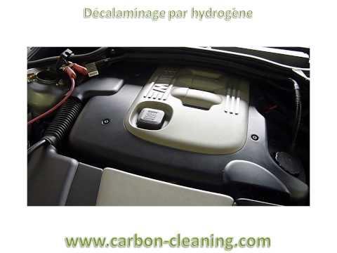 bmw 320d collecteur encrassé et culasse calaminée resolu avec carbon cleaning