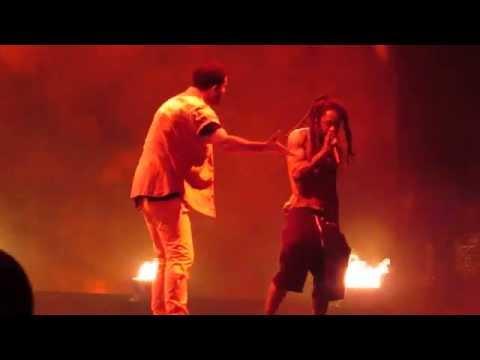 [hyfr]drake Vs. Lil Wayne Tour-super Hd video