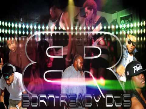 Born Ready Radio - DJ Megatron New Orleans Bounce Mix Part 1 of 7
