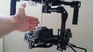 How To Balance A 3 Axis Brushless Gimbal Part 3