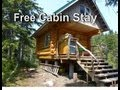 [Sunshine Coast Trail (Free cabin stay on Mount Troubridge)] Video