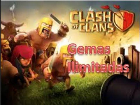 Clash Of Clans Hackear Gemas Ilimitadas  Apk Mod Game