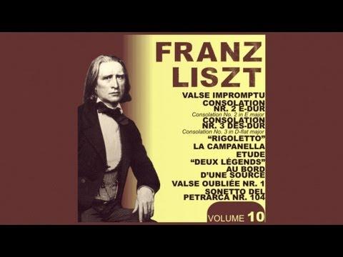 Tamas Vasary -- La Campanella (Six grand studies after Paganini, N.3): Allegretto
