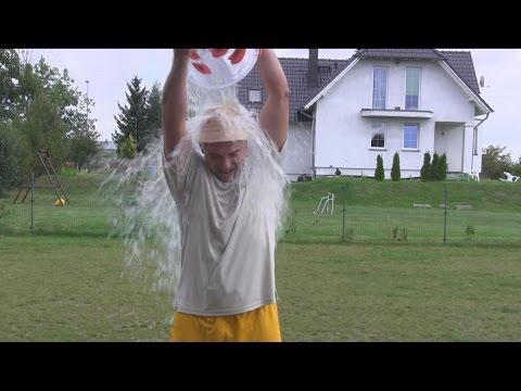 Ice Bucket Challenge - Sebastian Szabłowski - Nominacja od Trenera Rafała Mazur -Dzięki