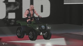 WWE 2K19 Stone Cold Steve Austin Buggy Alternate Entrance (PS4/Xbox One/PC)