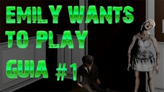 Guía | Emily Wants To play | 12 y 1 AM | Como evitar a KIKI | Español | Trucos