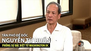 Phỏng Vấn Tân Phó Đề Đốc NGUYỄN TỪ HUẤN | Phóng Sự Đặc Biệt Từ Washington DC