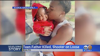 Teen Father Killed In Rialto Fight