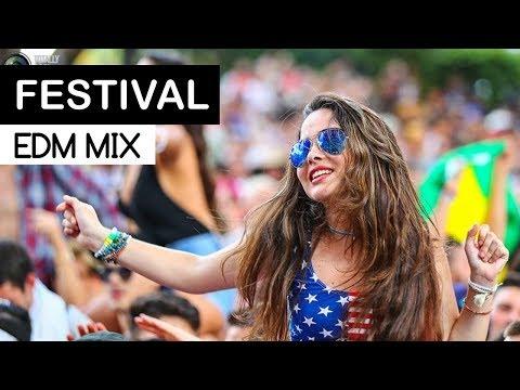 EDM FESTIVAL MIX 2017 - Best Electro House Dance Music