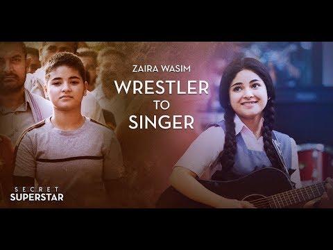 Zaira Wasim - Wrestler to Singer thumbnail