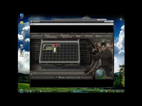 ... Biohazard 4 o Resident Evil 4 en pc con Cheat Engine (HD) - YouTube
