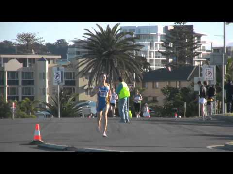 NSW Road Relays 2011 - men's open 4x4km