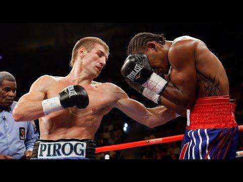 Dmitry Pirog vs. Daniel Jacobs - Highlights   Пирог vs. Джейкобс