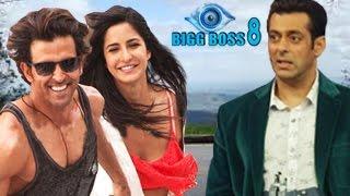 Hrithik Roshan & Katrina Kaif REFUSE to promote Bang Bang on Bigg Boss 8
