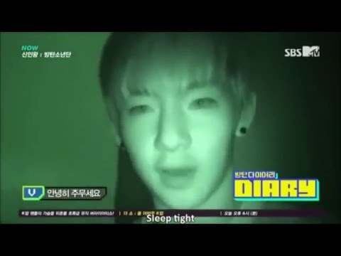 [ENG SUB] BTS at night