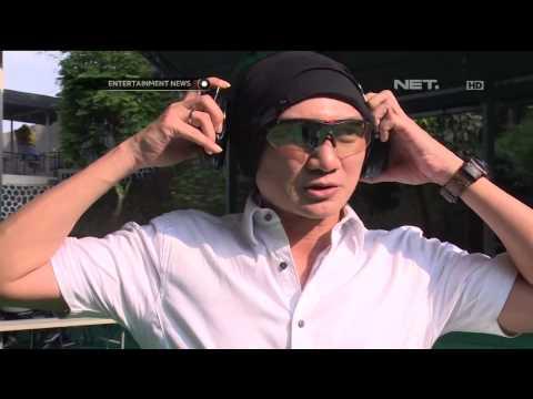 Pengalaman Pertama Anji Mencoba Olahraga Menembak