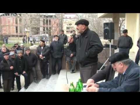Митинг кумыкского народа (Дагестан)