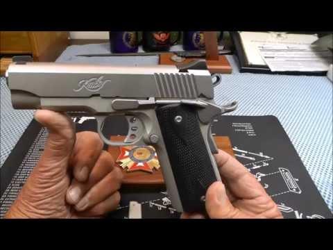 Shooting the Kimber Pro Carry II