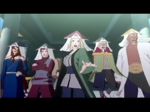 TRAILER NARUTO SHIPPUDEN UNS REVOLUTION - ANIME NOTICIAS #34