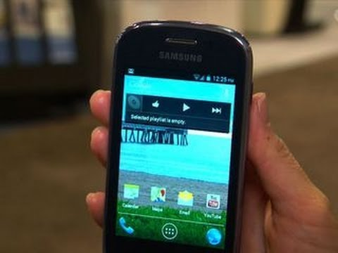 Samsung Galaxy Discover comes to Cricket