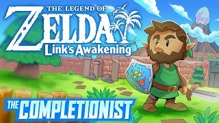 The Legend of Zelda Link's Awakening | The Completionist | New Game Plus