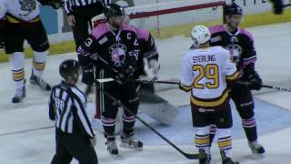 AHL Game Highlights Texas Stars vs Chicago Wolves 02/17/2017