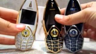 Телефон машинка Ferrari 398