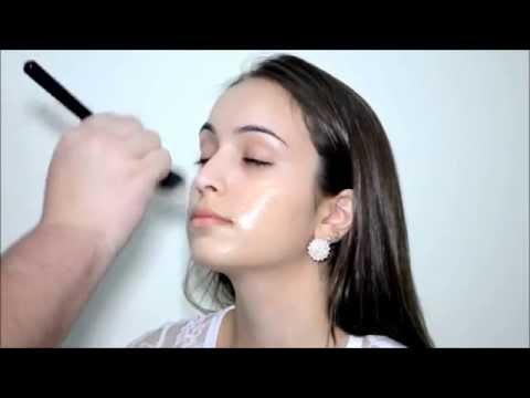 Maquiagem Sofisticada Para Noite - Por Ronei Louis