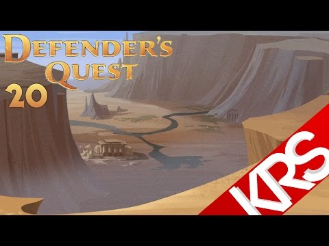 Let's Play: Defender's Quest - Geflohen! (Schlechtes Ende) [20]