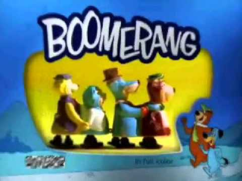 Boomerang Porm bumper video