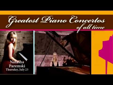 2009 Greatest Piano Concertos of All Time
