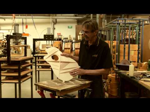 Maton Guitars - Body Building with Ray (Part 7)